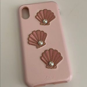 Sonic Mermaid Shell iPhone XS Max case
